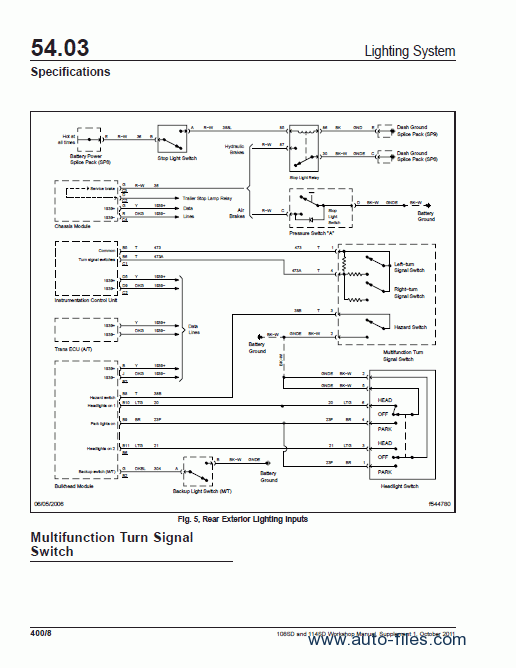 Freightliner Heavy Duty Trucks workshop service manual freightliner radio wiring diagram freightliner radio wiring 2013 freightliner cascadia fuse box diagram at fashall.co