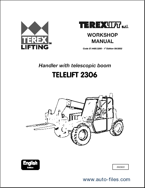 terex lifts  spare parts catalog  repair manual download  wiring diagram  electronic parts