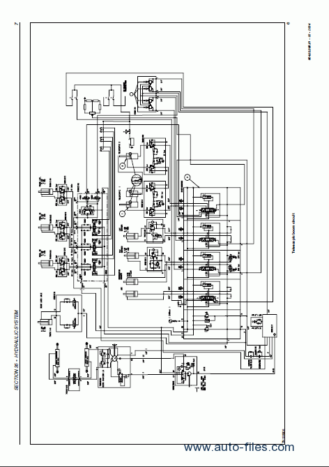 kobelco wiring diagram sk0 kobelco sk 160 wiring diagram fiat kobelco heavy line repair. repair manuals download ... #7