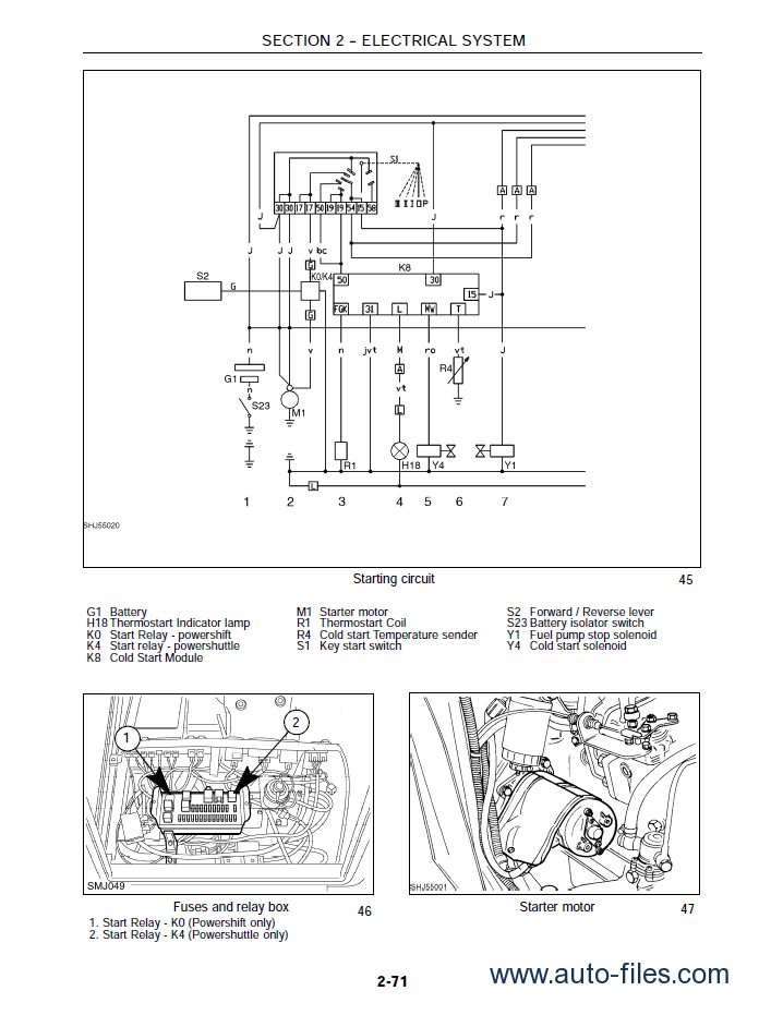 new holland wiring diagram 3930 ford tractor parts