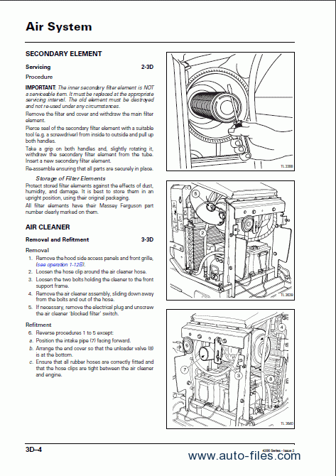 mey-ferguson-na-repair Wiring Instructions Bank Of America on