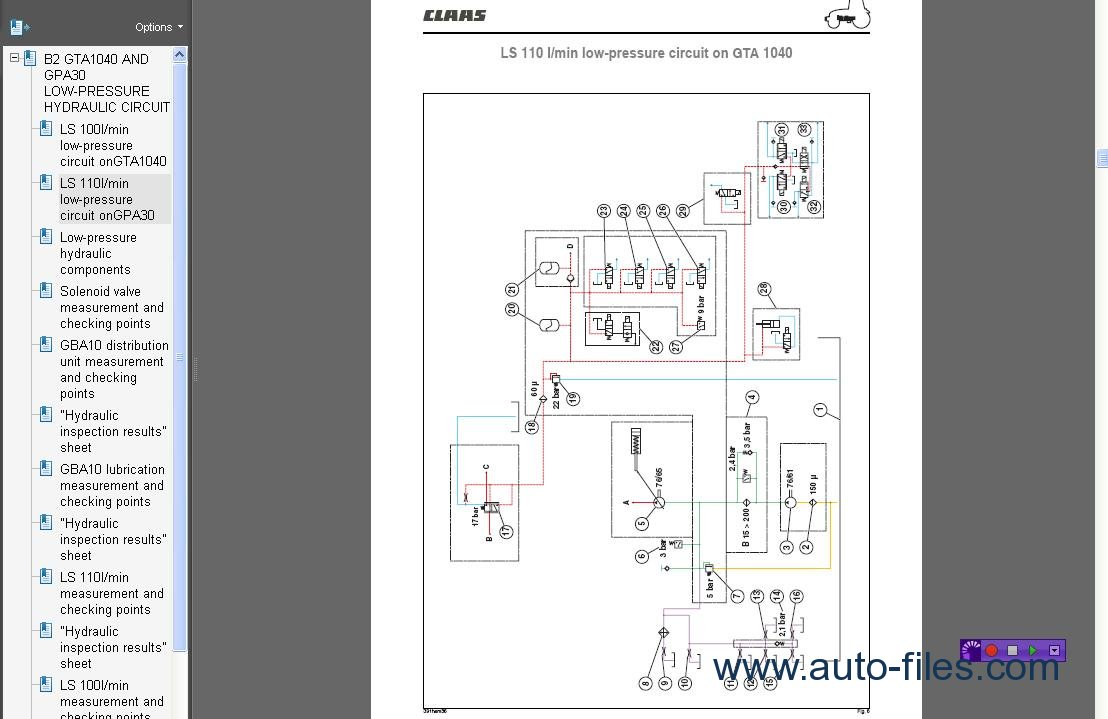 German Wiring Diagrams