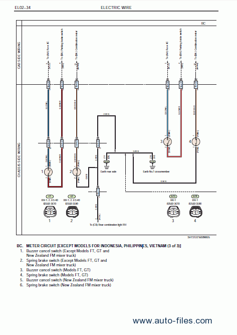 hino 268 fuse box diagram   25 wiring diagram images