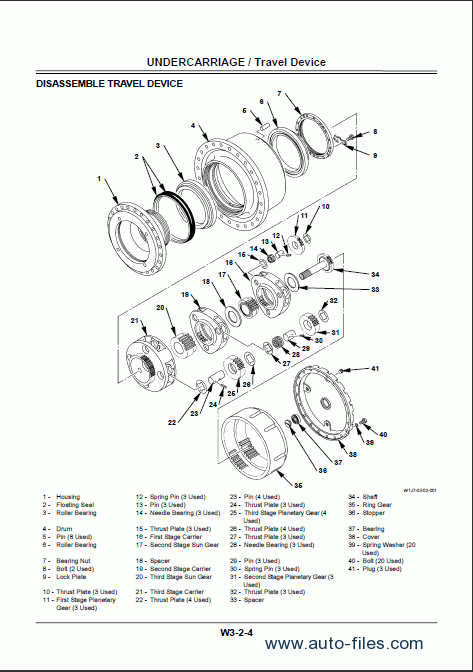 hitachi service manual zx650lc