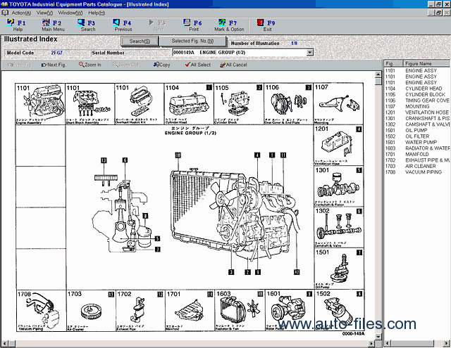 Toyota Forklift Parts Diagram on yale wiring diagram