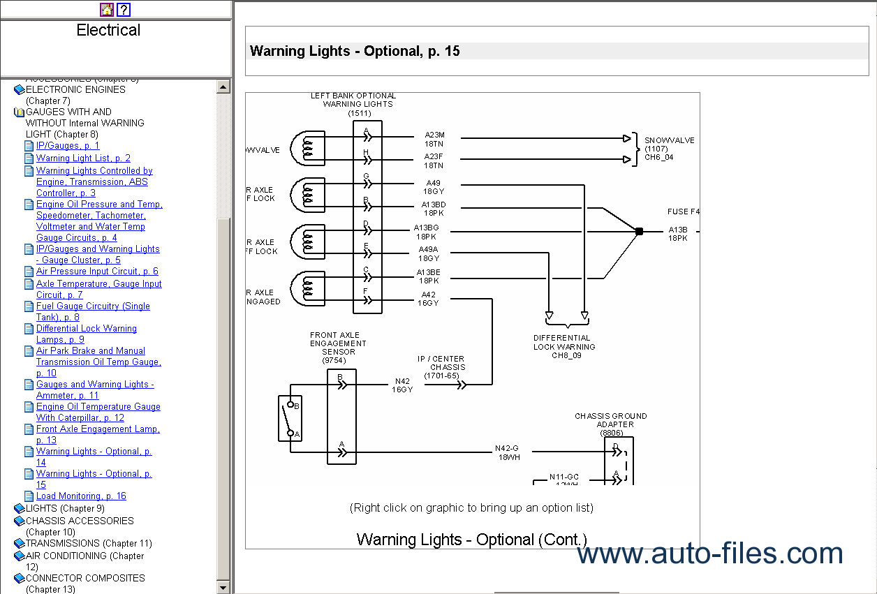 12 volt wiring diagrams 12 wiring diagrams international truck isis repair manual buy