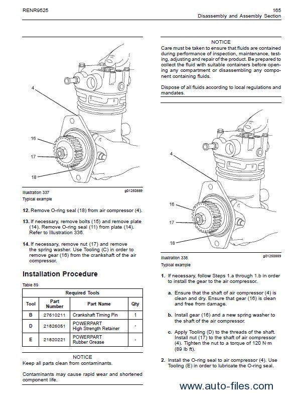 how to make an operation and maintenance manual