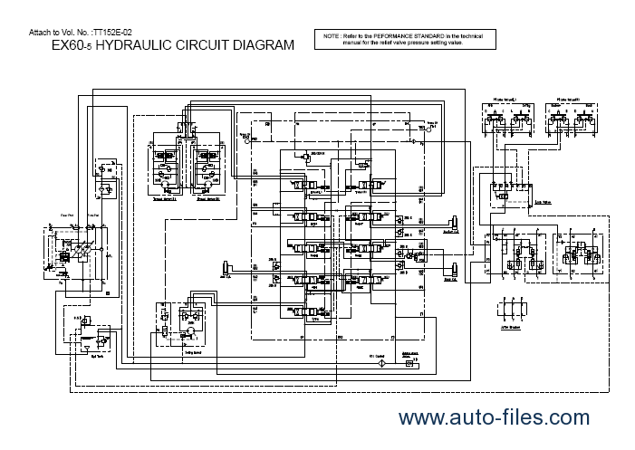 Wiring Diagram For Hitachi Excavator