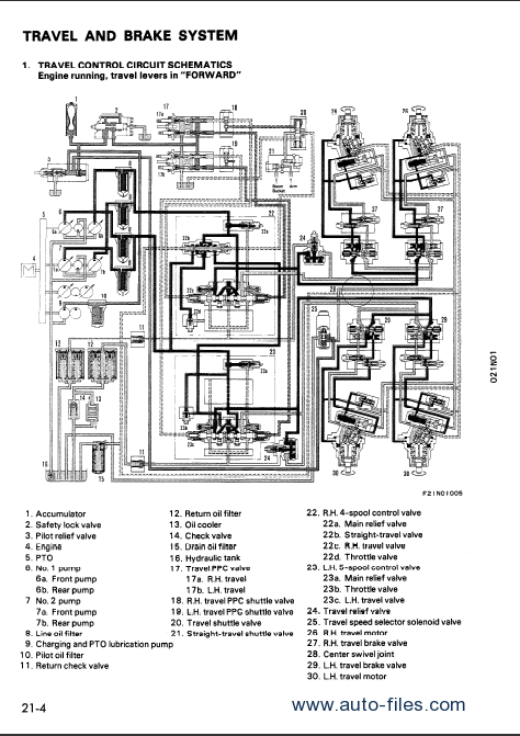 crane wiring diagram komatsu hydraulic excavator pc1000 1 service manual kone crane wiring diagram