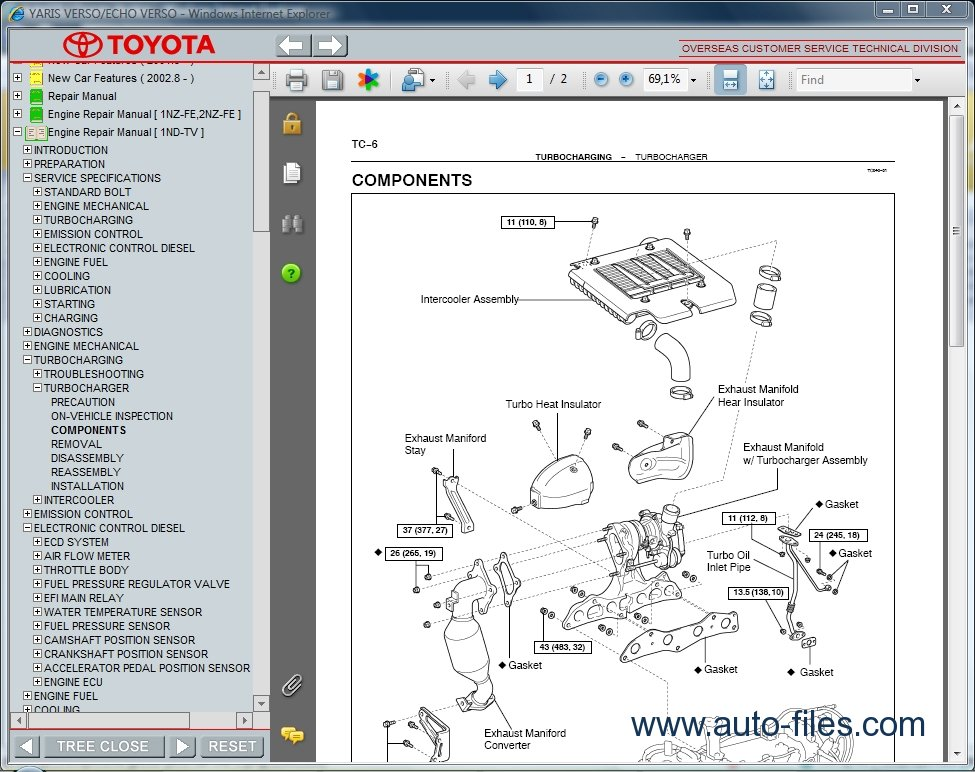 Car service manuals pdf free download 16