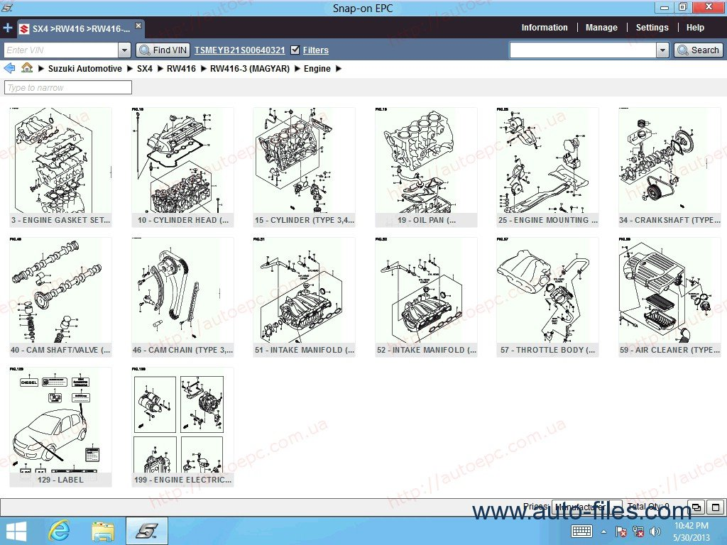 Suzuki forenza parts auto parts diagrams
