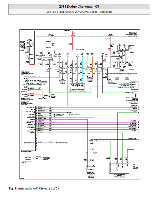 Fucken 2012 Dodge Challenger Wiring Diagram Wiring Diagram Local A Local A Maceratadoc It