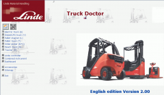 Diagnostic Software Linde Truck Doctor 2.0.18 Diagnostic Program