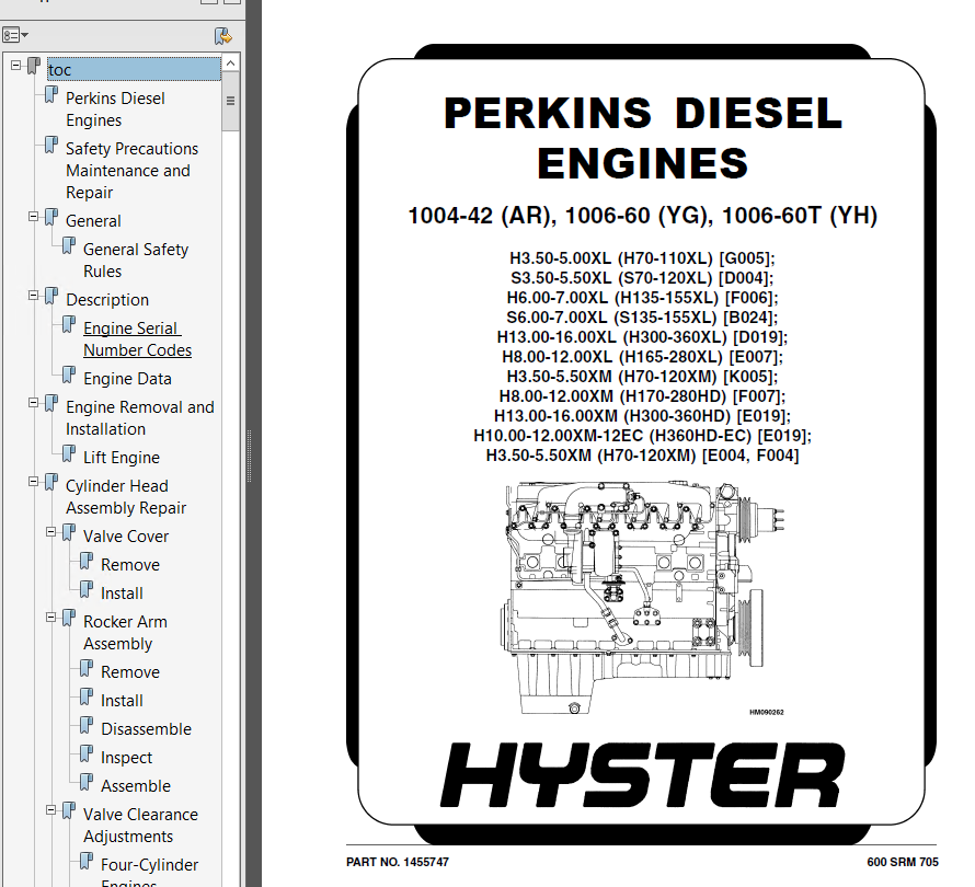 hyster wiring diagram e60 hyster 5 0 engine wiring diagram