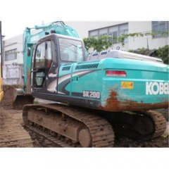 repair manuals Kobelco SK200/210 Hydraulic Excavator Workshop Repair Manual