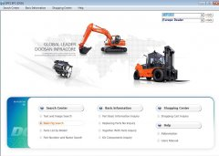 spare parts catalogs Doosan GPES EPC Parts Catalog 2015