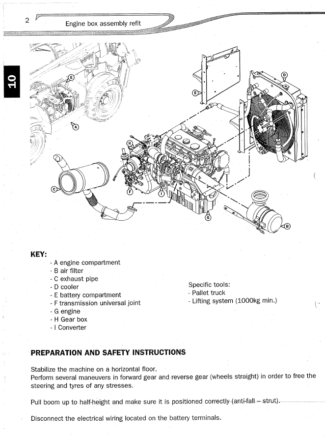 Manitou Mt1840 Workshop Service Manual 2011 Pdf