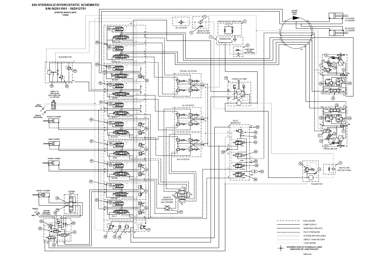 john deere 322 engine wiring diagram