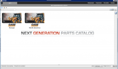 spare parts catalogs Case Construction Europe 2014