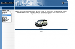 repair manuals Lancia Ypsilon 2003-2011 Service Technical Manual