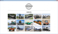 spare parts catalog, repair manual Widos Wirtgen 2013