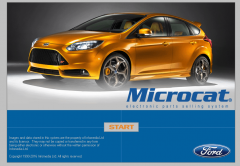 Ford Asia Pacific Microcat 2016 Parts Catalog
