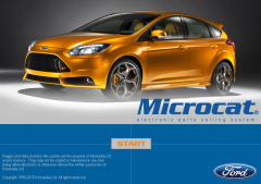spare parts catalogs Ford USA Microcat Parts Catalog 2017