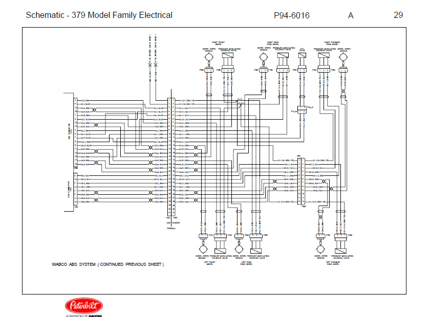 362 peterbilt wiring diagrams pdf electrical wiring diagram guide Peterbilt Transmission Diagram