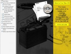 repair manuals Caterpillar RENR 3160 Service Manual PDF