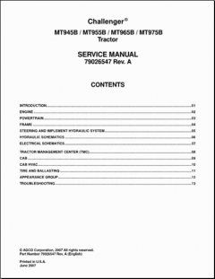 repair manuals Challenger UK Repair Manual 2016
