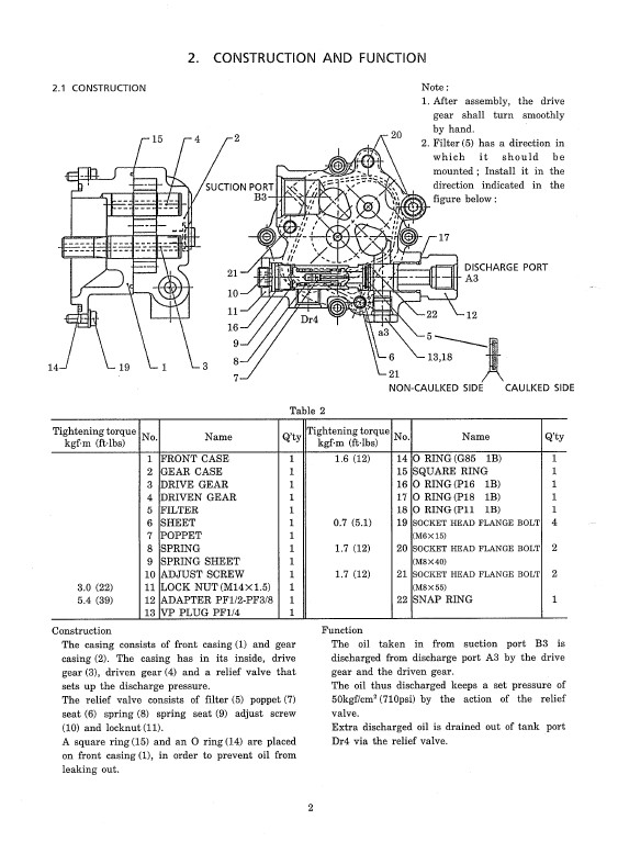 kobelco sk100 l  v  sk120 v  sk120lc v hydraulic excavators shop manual pdf