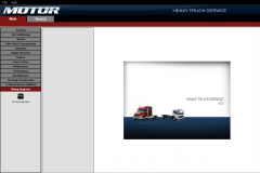 repair manuals Motor Heavy Truck Service v13.0 2014