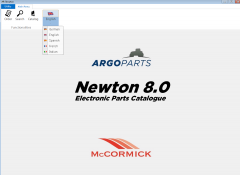 spare parts catalogs McCormick Newton 8.0 Parts Catalog 2015