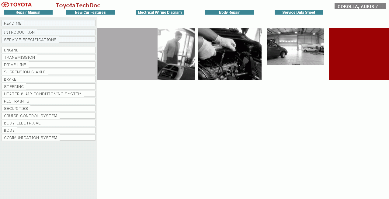 Toyota Landcruiser petrol FJ series repair manual 1968 ...