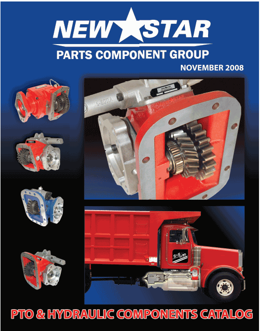 Used International Trucks >> New Star Parts Component Group