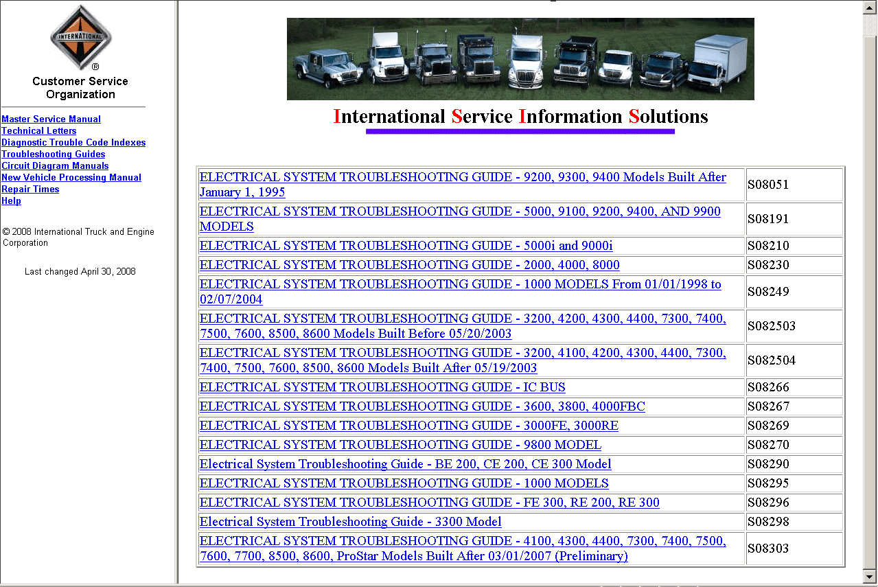 International 4200 Wiring Diagram For Electrical Schematics 1975 Schematic 2004 4300 On Truck 2006 Trusted