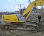 NEW HOLLAND E265B E305B Crawler Excavator