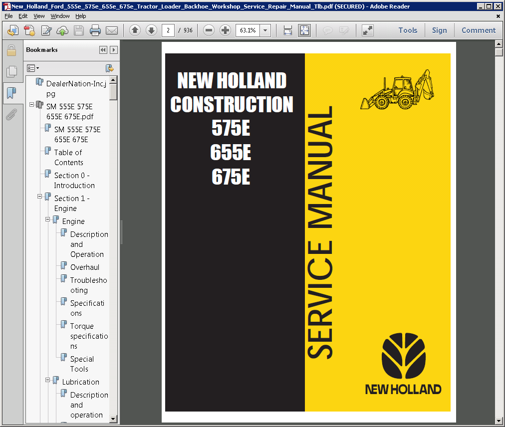 Wiring Diagram For 3930 New Holland Tractor Manual Of Ford 5640