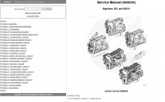 repair manuals Cummins Engine Signature, ISX, QSX15 Service Manual