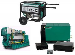 repair manuals Cummins Onan Genset Generator workshop manual
