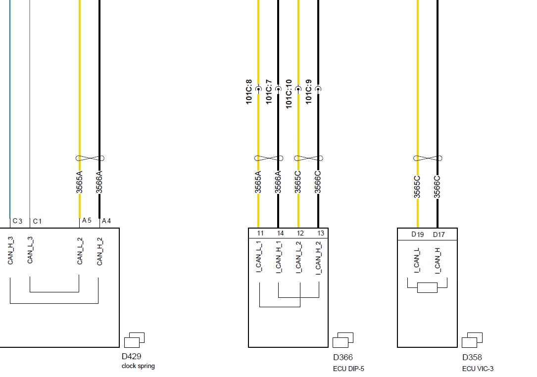 Daf Electrical Wiring Diagrams For Xf105 And Xf106