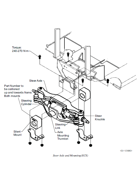 Clark Forklift Engine Parts Diagram