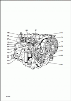 Deutz 1013 Engine Wiring Diagram on navistar wiring diagrams