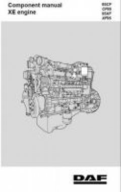 repair manuals Daf Repair Manuals