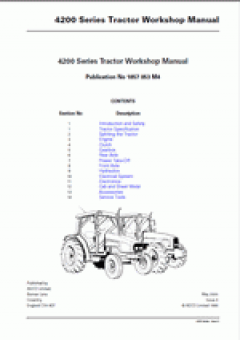 repair manuals Massey Ferguson 2012 North America