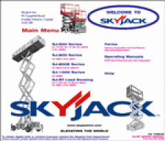 spare parts catalog, repair manual SkyJack