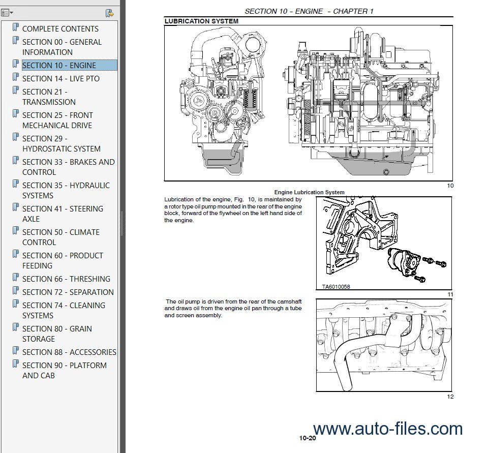 New Holland Tc33d Tractor Parts Diagrams on new holland l555 wiring diagram