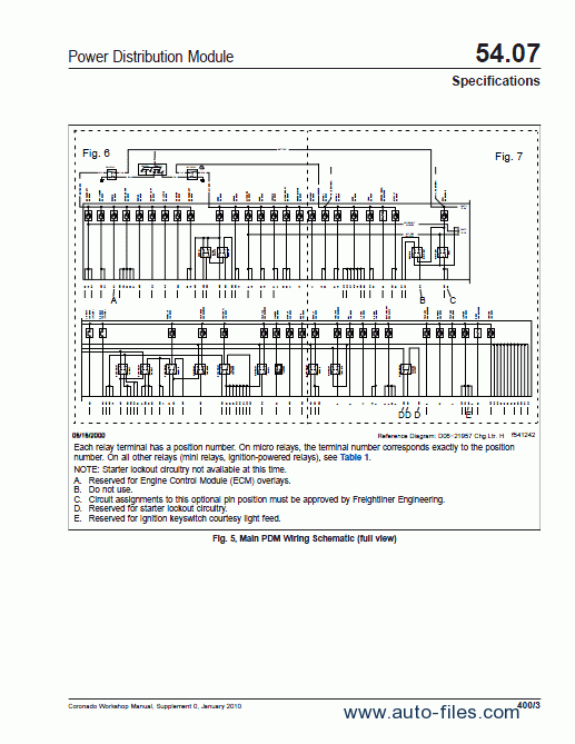 Heavy Duty Trucks Repair Manualsrhheavydutytrucksruiekiblogspot: Freightliner Clic Wiring Diagram At Gmaili.net