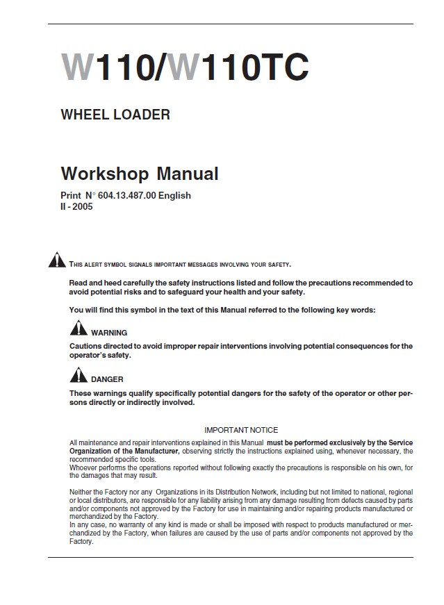new holland tt75 workshop manual